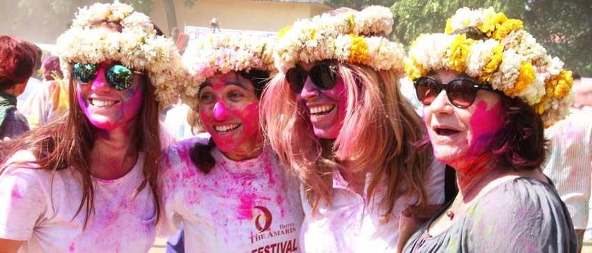 dhulandi festival in jaipur