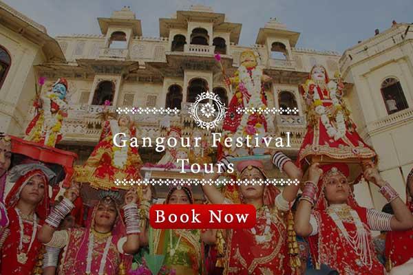 Gangour Festival Tours