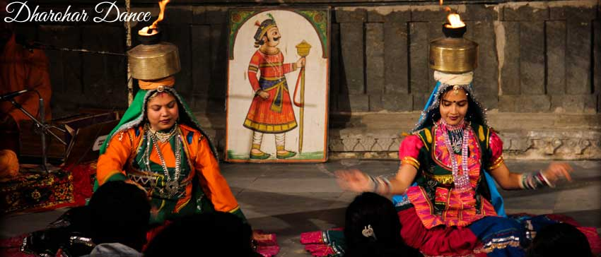Dharohar Dance Show at Bagore-ki-Haveli