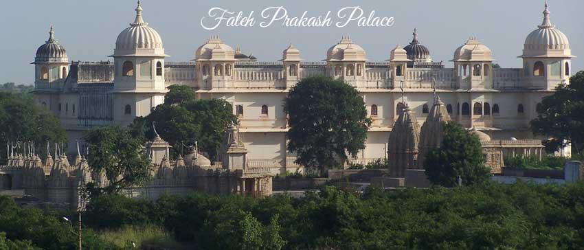 Fateh Prakash Palace