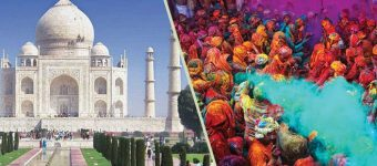 Agra Mathura Vrindavan Tour Package From Delhi