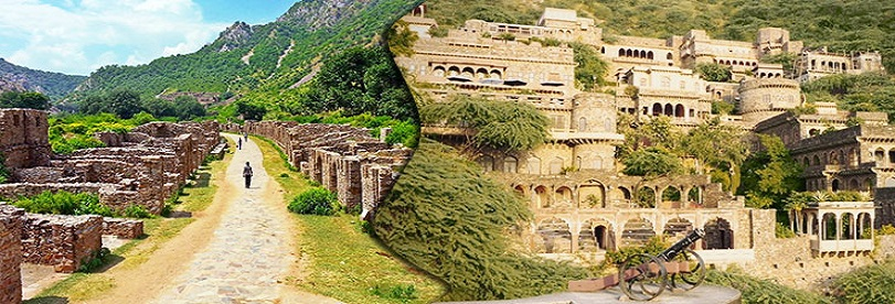 jaipur bhangarh tour packages