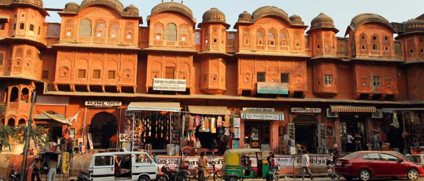 jaipur sightseeing place