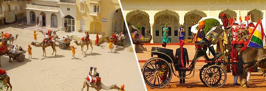 Maharaja style of royal king
