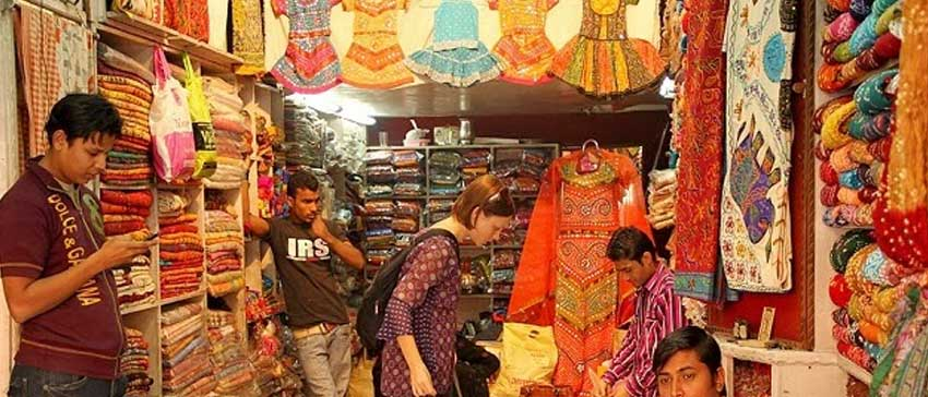 perfect shopping places in jaipur