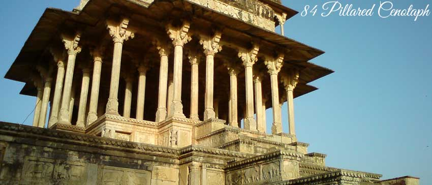 84 Pillared Cenotaph