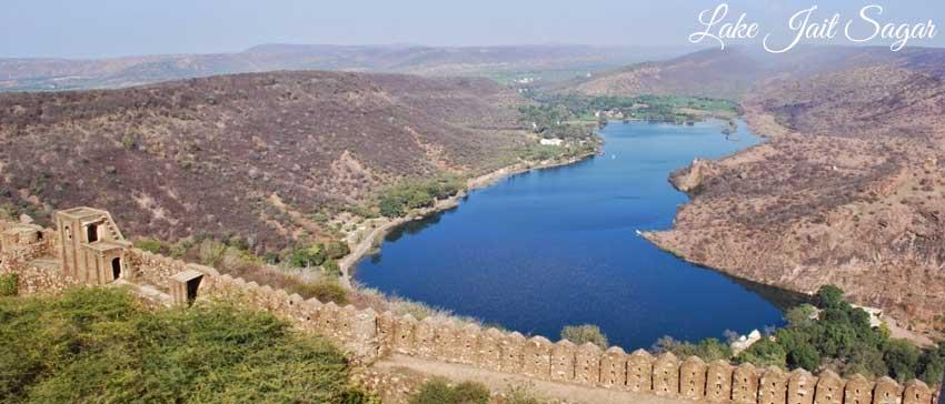 Lake Jait Sagar