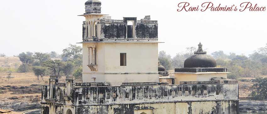 Rani Padmini's Palace
