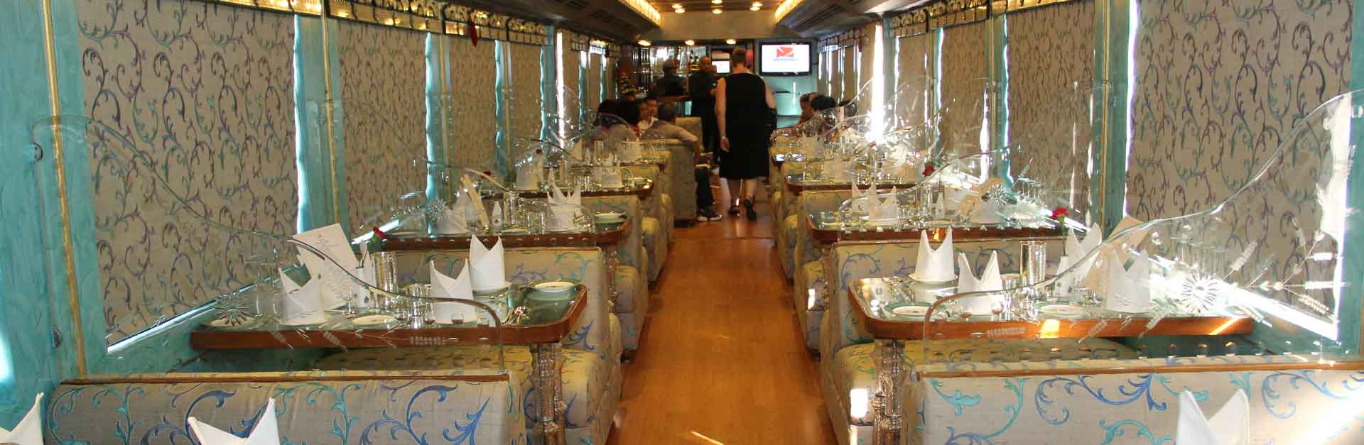 royal rajasthan on wheels route