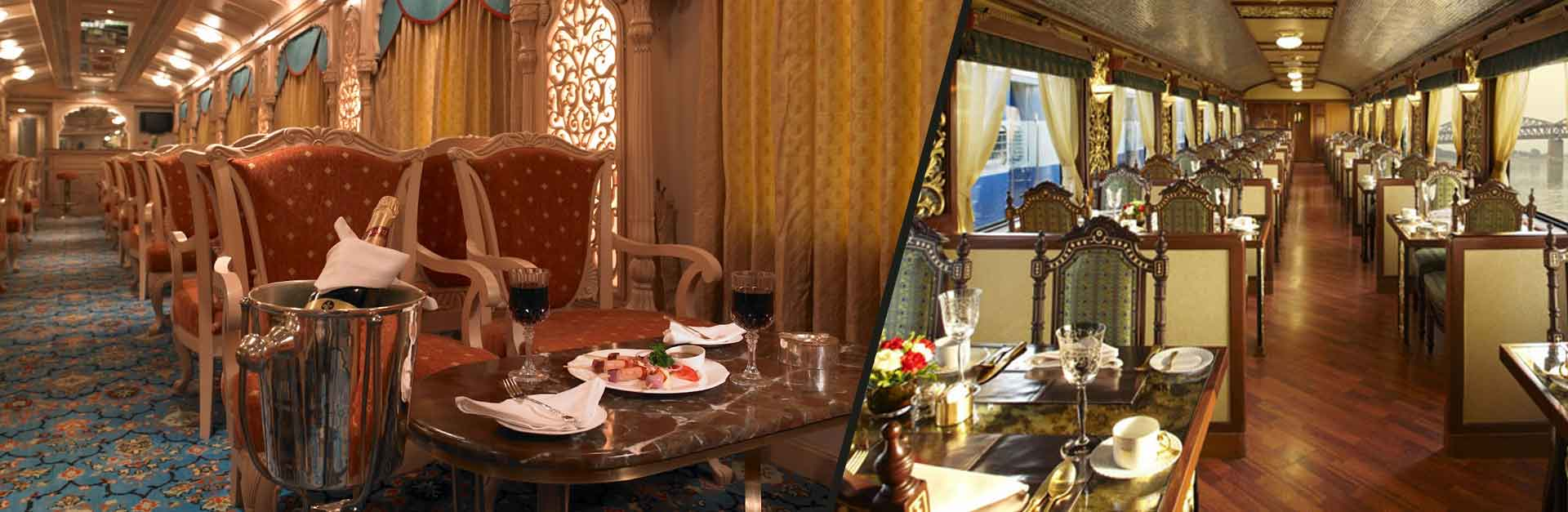 royal rajasthan on wheels train fare