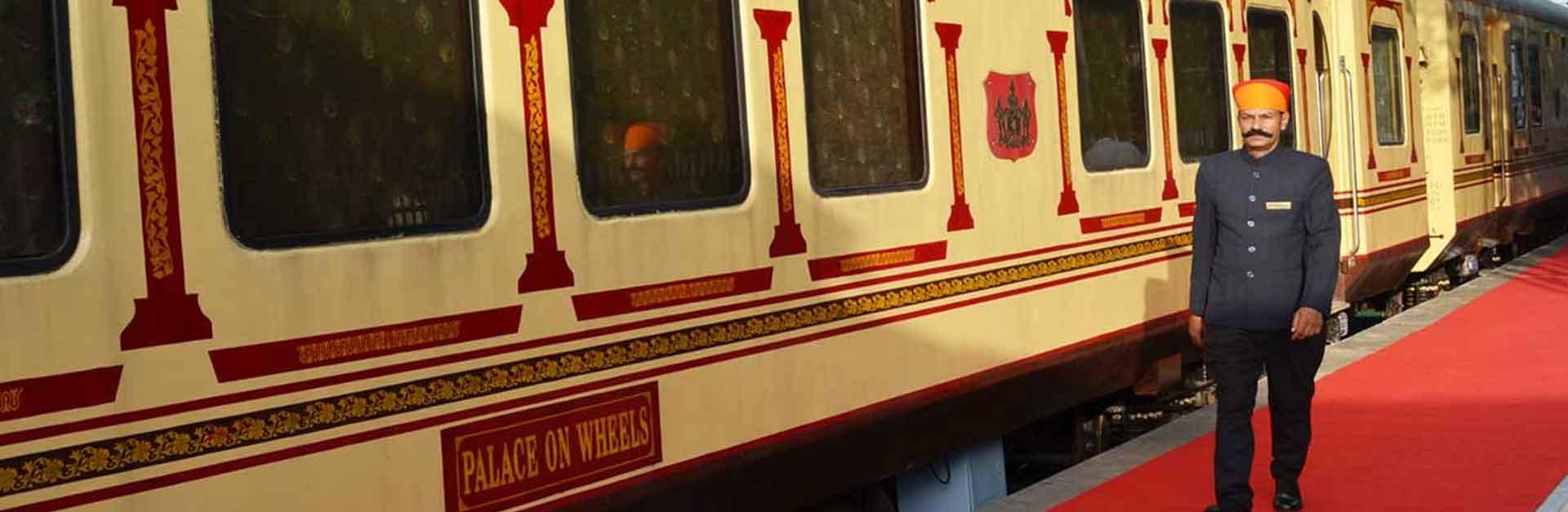 rajasthan train palace on wheels