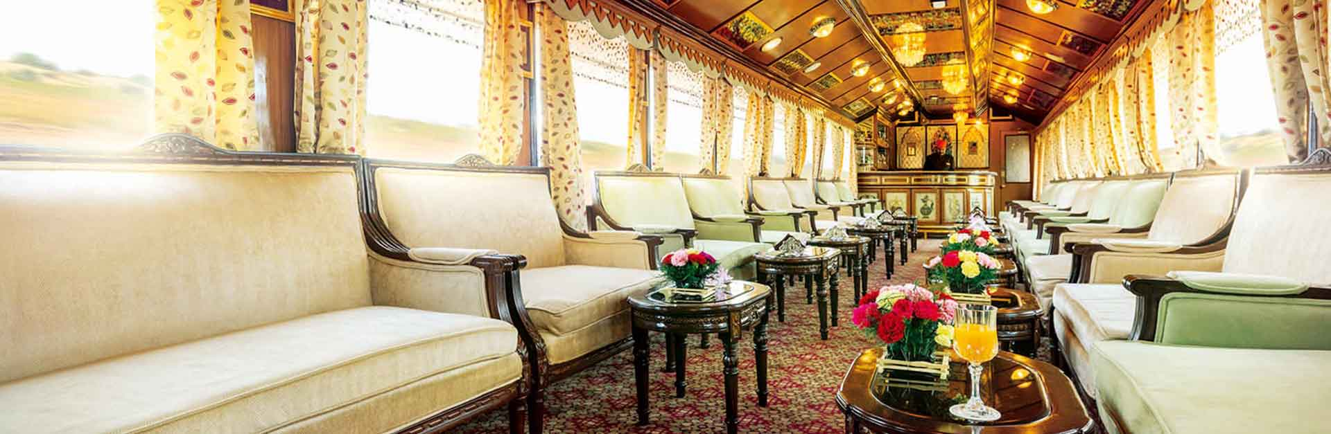 palace on wheels package
