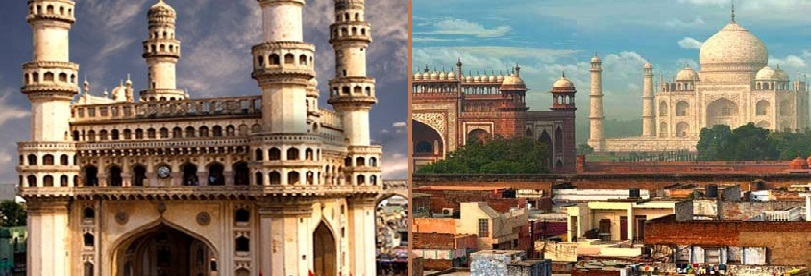 Hyderabad to Agra Tourism Packages
