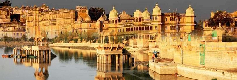 Udaipur Jodhpur Jaisalmer tour packages
